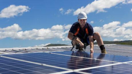 énergie solaire panneau solaire